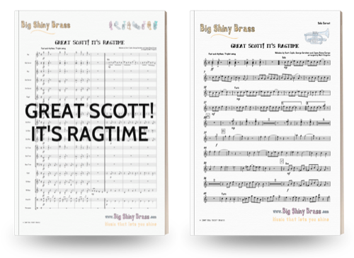 Great Scott! it's Ragtime