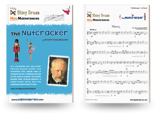 Mini Masterpieces - The Nutcracker